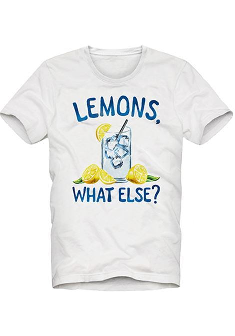 t-shirt da uomo - lemons MC2 SAINT BARTH | T-shirt | TSHIRT MANLEMS01