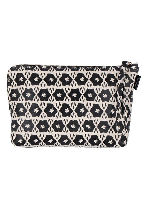 clutch in printed faux leather MOMONI | Bags | MOBC002 60MO9018
