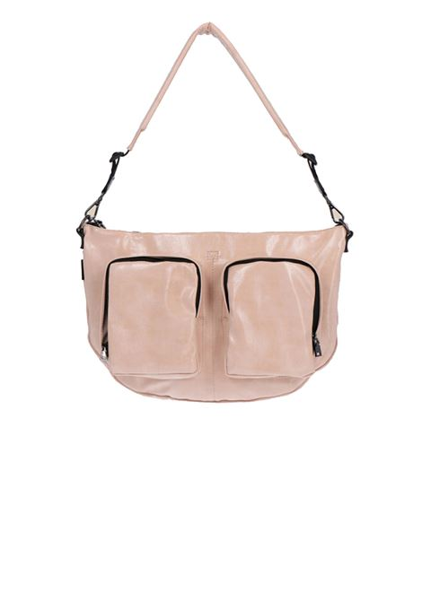 Shoulder bag with pockets in naplak eco-leather  MOMONI | Bags | MOBC004 61MO0400