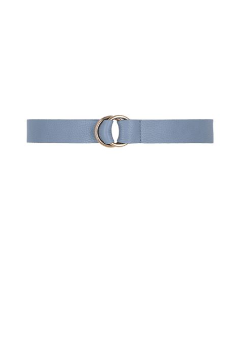 Cowhide belt with ring closure MOMONI | Belts | MOBT002 64MO0861