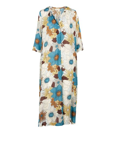 Long dress in printed  MOMONI | Dresses | MODR022 03MO8020