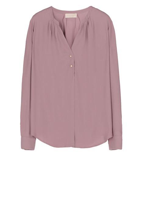 Blusa in misto seta MOMONI | Camicie | MOSH007 04MO0375