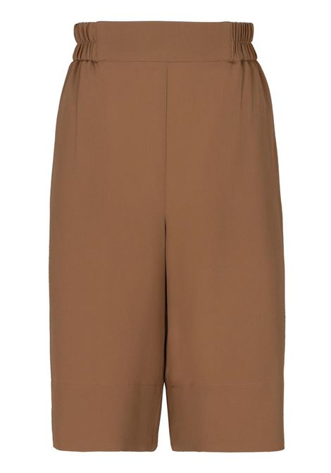 Silk shorts  MOMONI | Shorts | MOST001 04MO0630