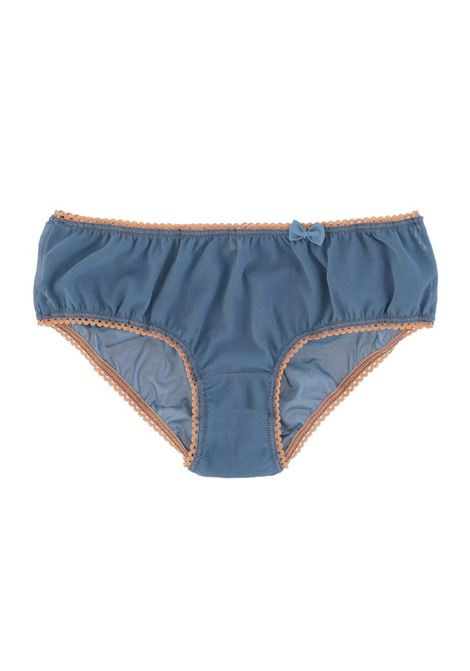 CULOTTE BRIEFS, POWDER BLUE TULLE MOMONI |  | MOUN004 48MO0827