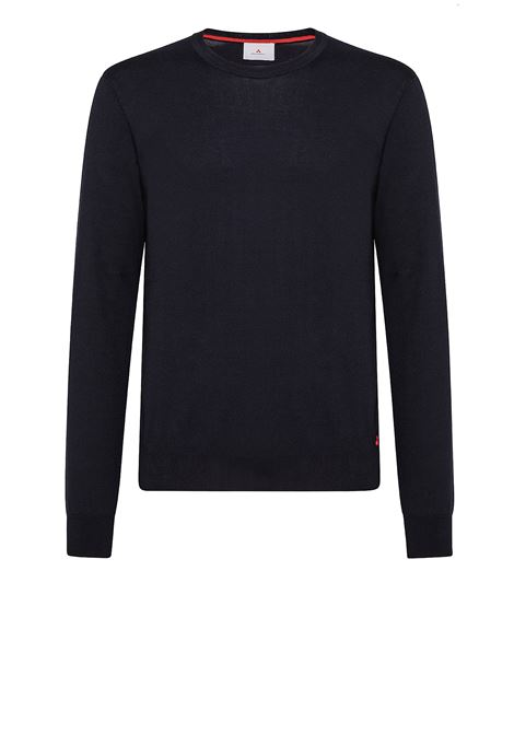 Round neck pull in cotton tricot PEUTEREY | Sweaters | PEU3470215