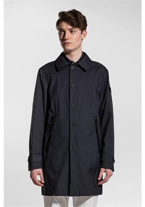Trench coat built with batavia weaving PEUTEREY | Coat | PEU3546215