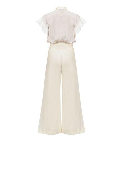 Two-fabric jumpsuit PINKO |  | 1B14GJ-8004C00