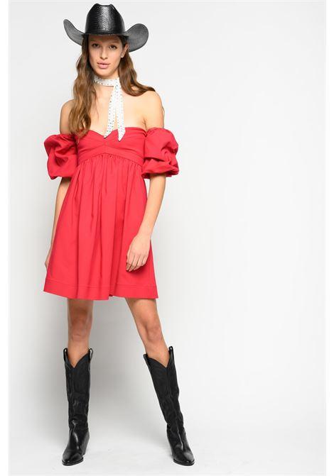 Off-the-shoulder dress PINKO | Dresses | 1G14UU-2845R51