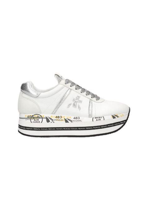 Premiata women's BETH 4517 leather sneaker PREMIATA | Shoes | BETH4517