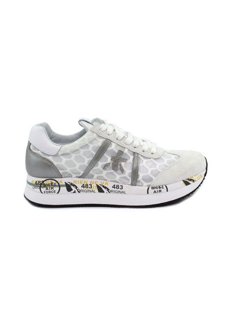 Sneaker donna CONNY 4618 in pelle PREMIATA | Scarpe | CONNY4618