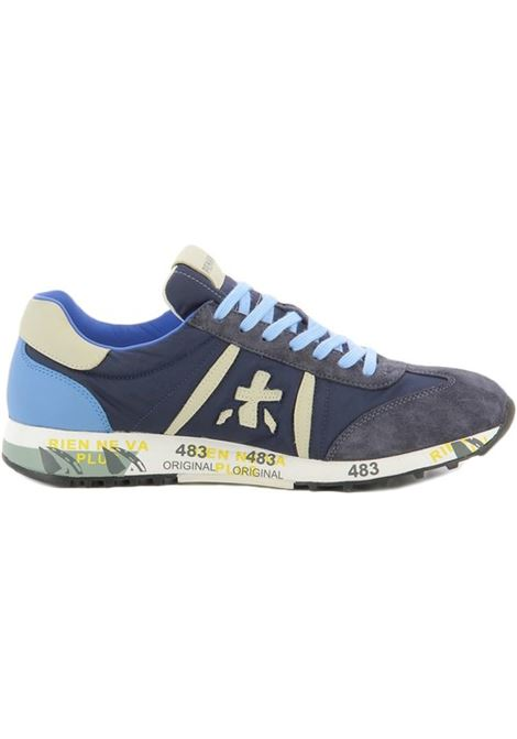 Men's summer sneakers model Lucy 1298EA PREMIATA | Shoes | LUCY1298A