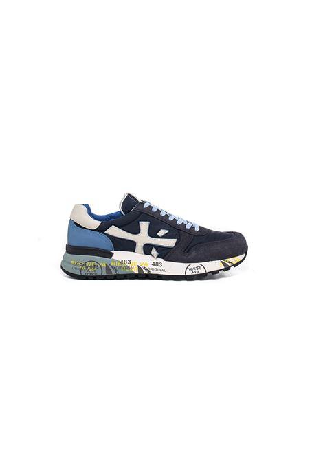 Men's sneaker  MIK 1280 E  in  suede  PREMIATA | Shoes | MICK1280E