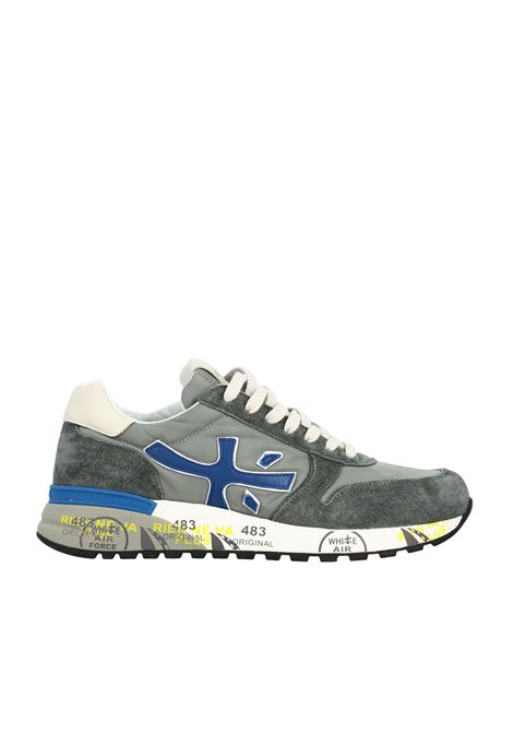 Sneakers Mick4563 in suede  PREMIATA | Shoes | MICK4563