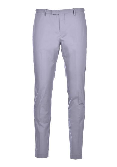 Skinny trousers ultralight fabric - grey PT01 | Trousers | COKLZEZ10CL3BP230250