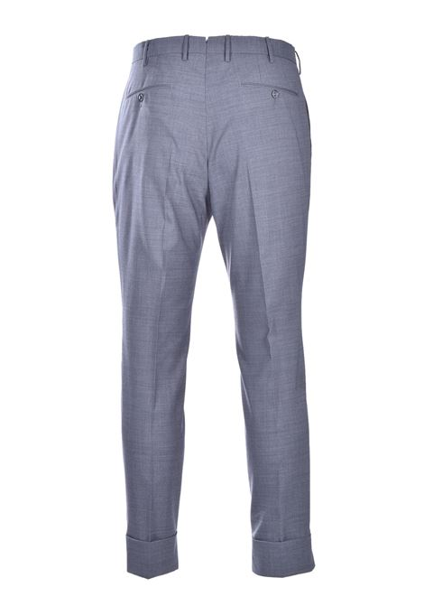 Flicker Classic trousers with high turn-up - Grey PT01 | Trousers | CP-ASFKZ10KOL-MZ650230