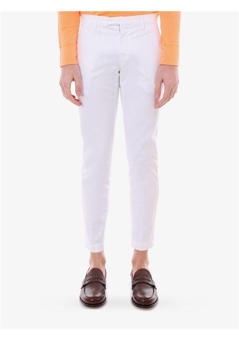 Pantalone skinny-fit - bianco PT01 | Pantaloni | CP-KTZEZ10PA1-NK030010