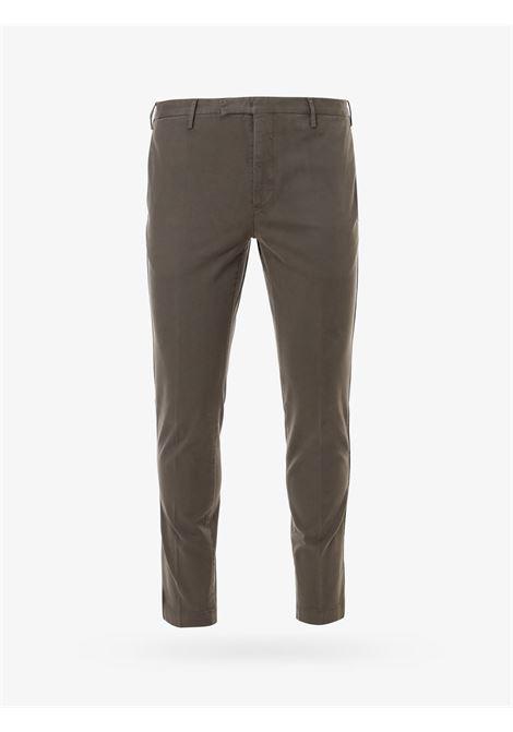 Skinny-fit trousers - mud PT01 | Trousers | CPKTZEZ10PA1NK030150