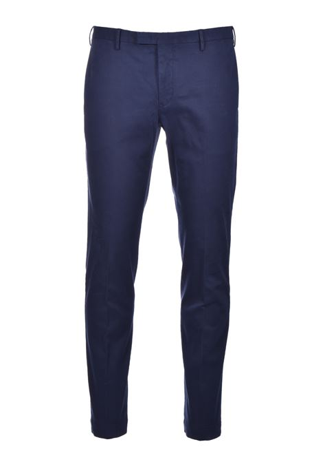 Skinny-fit trousers - blue PT01 | Trousers | CP-KTZEZ10PA1-NK030350