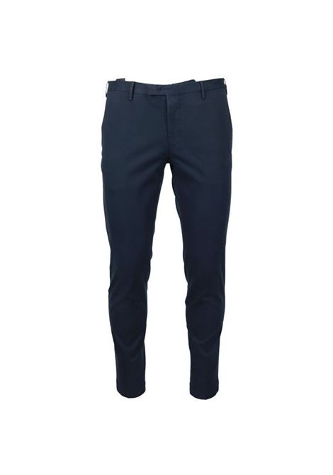 Skinny-fit trousers - dark blue PT01 | Trousers | CP-KTZEZ10PA1-NK030377