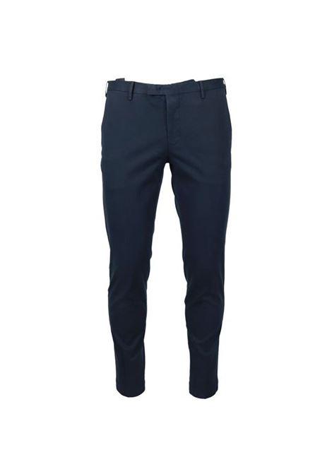 Skinny-fit trousers - dark blue PT01 | Trousers | CPKTZEZ10PA1NK030377