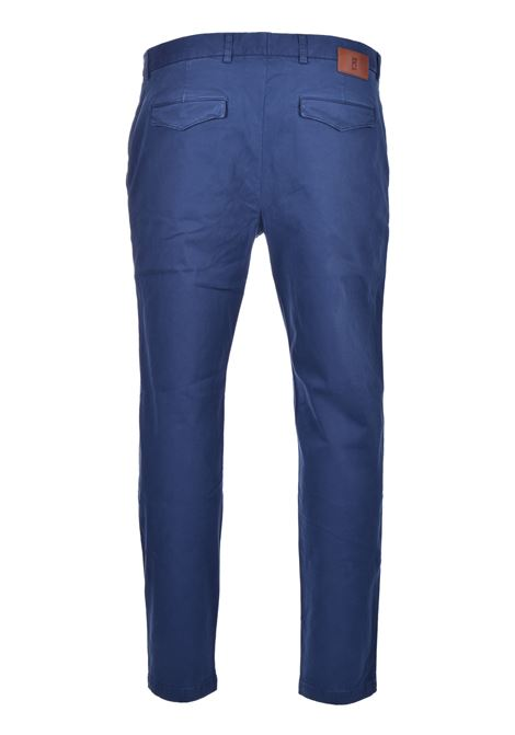 Crop Chinos - blue PT05 | Trousers | C5-NT01Z00CHN-NK070350