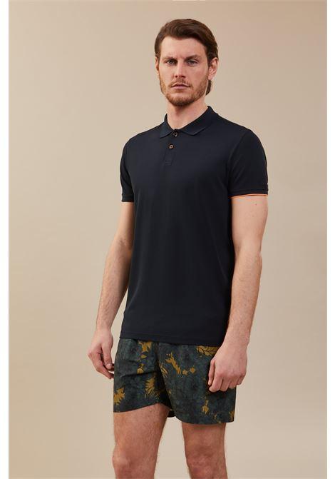 rrd polo macro - blu RRD | Polo Shirts | 2016660