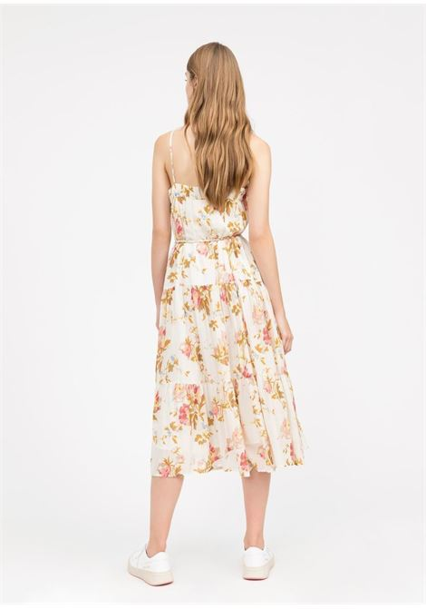 Annaelle Floral muslin dress SEMICOUTURE | Dresses | Y0SI04STP11
