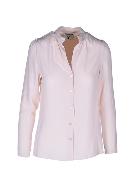 mathilde silk blend shirt SEMICOUTURE | Shirts | Y0SU05A36-0