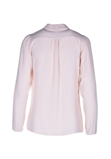mathilde silk blend shirt SEMICOUTURE | Shirts | Y0SU05A36-0