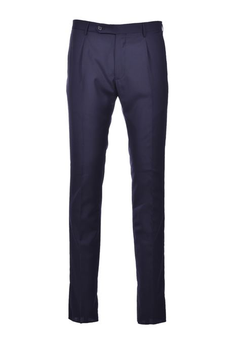 men's suit in cool wool slim fit - blue TAGLIATORE | Dresses | A-DAKAR22K11 12UPZ236B085
