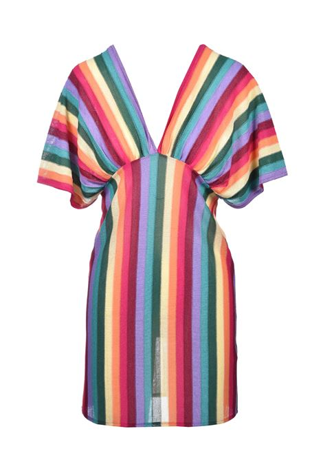 mini dress lily - rainbow VIKI-AND |  | 284/0-GGMULTI