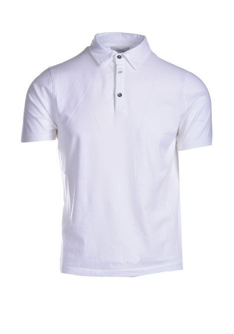 Ice cotton polo shirt ALPHA STUDIO | Polo Shirt | AU 4484/B1260