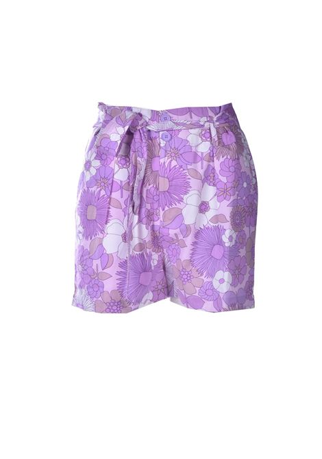 bottom short ANTIK BATIK | Shorts | PAULA1SOTLIGHT PURPLE