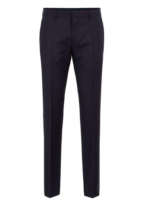 Pantaloni classici slim fit in pura lana vergine BOSS | Pantaloni | 50318499401