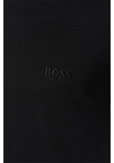 Three-pack V-neck cotton T-shirt BOSS | T-shirt | 50325389001