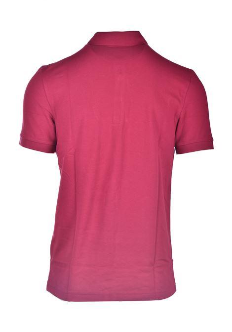 Polo slim fit in piqué lavato con applicazione con logo BOSS | Polo | 50378334609