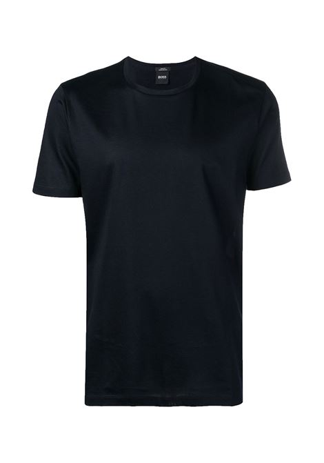 T-shirt slim fit in cotone mercerizzato BOSS | T-shirt | 50383822001