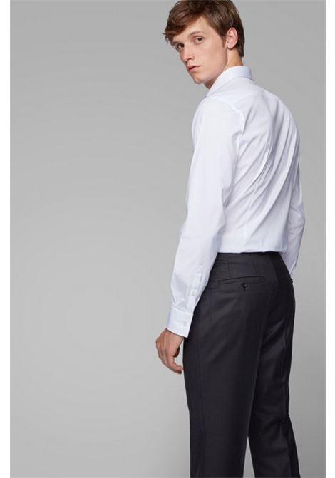 PANTALONE SARTORIALE TASCA  AMERICA BOSS | Pantaloni | 50384759061