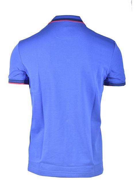 Cotton piqué polo shirt with contrasts BOSS | Polo Shirt | 50398302421