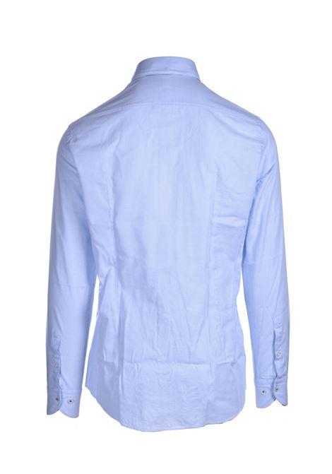Camicia slim fit in cotone lavato in capo BOSS | Camicie | 50404584452