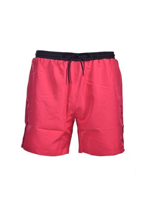 Boxer da bagno bianco ad asciugatura rapida BOSS | Costumi | 50408104662
