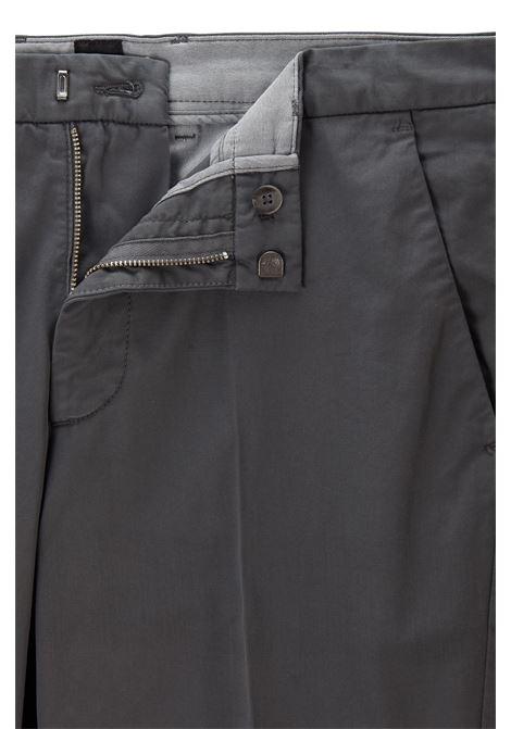 Slim fit chinos in stretch cotton gabardine BOSS | Pants | 50410310032