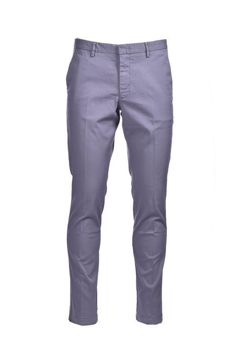 Chino slim fit in gabardine di cotone elasticizzato BOSS | Pantaloni | 50410310042