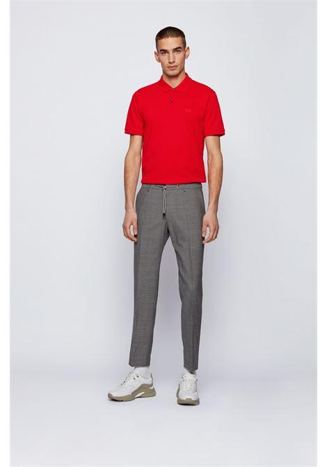 Regular fit polo shirt in Pima cotton pique BOSS | Polo Shirt | 50425985628