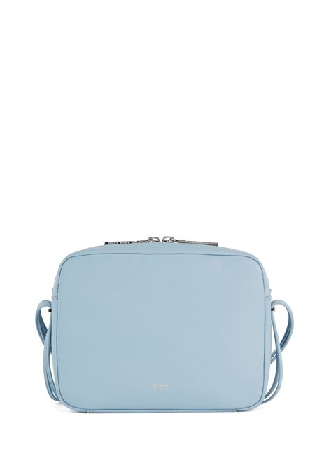 Shoulder bag in nappa leather with straps with metal ends BOSS | Bags | 50444343450