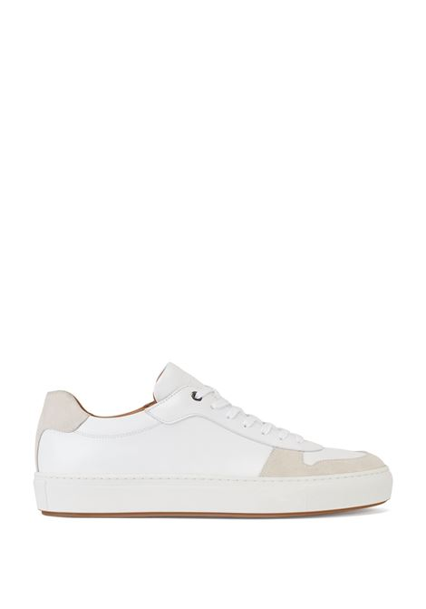 Sneakers in nappa e pelle scamosciata BOSS | Sneakers | 50445166110