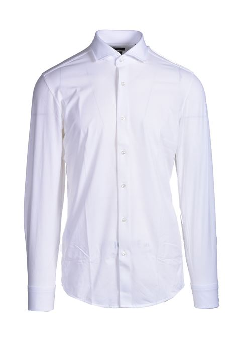 Slim fit shirt in high performance Italian stretch fabric BOSS | Shirts | 50446277100