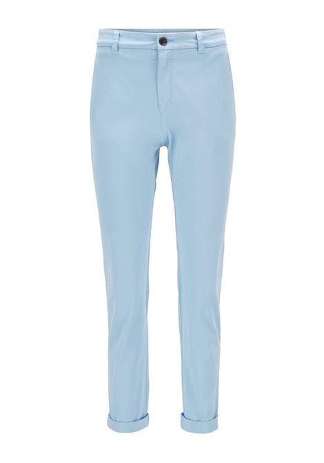 Pantaloni chino regular fit in cotone elasticizzato biologico BOSS | Pantaloni | 50446976457