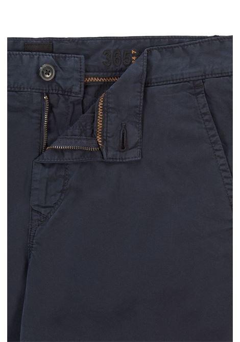 Bermuda slim fit in twill di cotone elasticizzato BOSS | Shorts | 50447772404