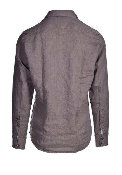 Regular fit shirt in pure linen BOSS | Shirts | 50447940250